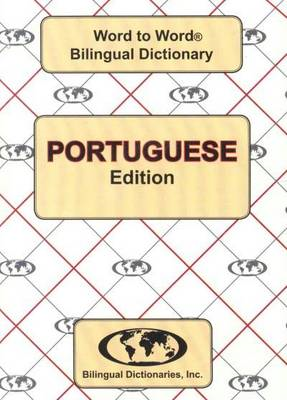 English-Portuguese & Portuguese-English Word-to-Word Diction (BOK)