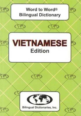 English-Vietnamese & Vietnamese-English Word-to-Word Diction (BOK)