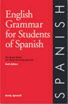 English Grammar for Students of Spanish 7th edition (BOK)