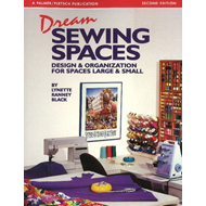Dream Sewing Spaces (BOK)