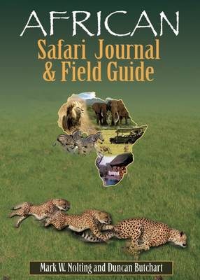 African Safari Journal and Field Guide (BOK)
