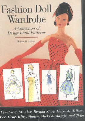Fashion Doll Wardrobe Collection (BOK)