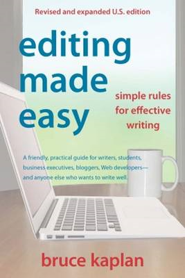Editing Made Easy (BOK)