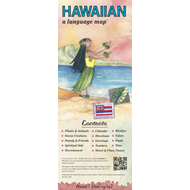 Hawaiian a Language Map (BOK)