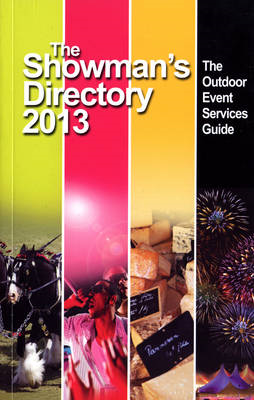 The Snowman's Directory: 2013 (BOK)