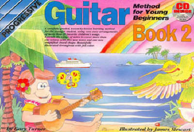 Progressive Guitar Method for Young Beginners: Bk. 2 (BOK)