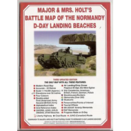 Holts' Battle Map of Normandy D-Day Landing Beaches (BOK)