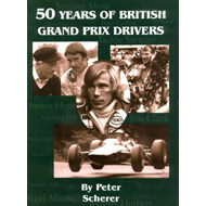 50 Years of British Grand Prix Drivers (BOK)
