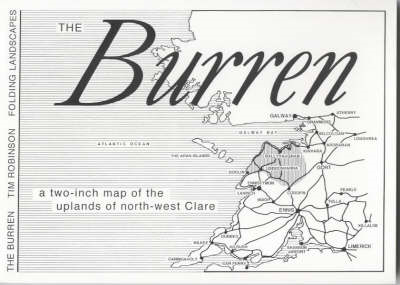 The Burren: A Two Inch Map of the Uplands of North-west Clare (BOK)