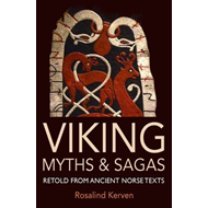 Viking Myths & Sagas (BOK)