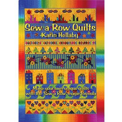 Sew a Row Quilts (BOK)