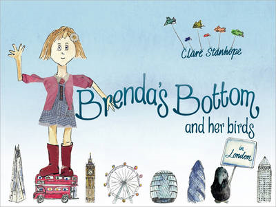 Brenda's Bottom and Her Birds in London (BOK)