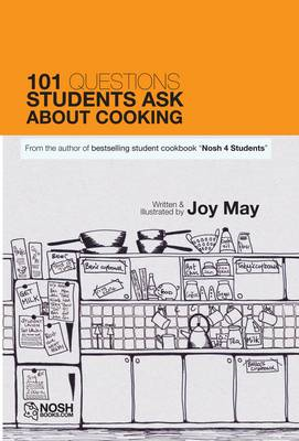 101 Questions Students Ask About Cooking (BOK)