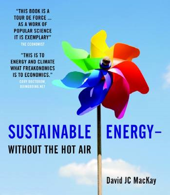 Sustainable Energy - Without the Hot Air (BOK)