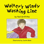 Walter's Windy Washing Line: Big Book (BOK)