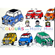 Colours with Molly Mini (BOK)