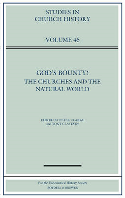 God's Bounty?: The Churches and the Natural World (BOK)