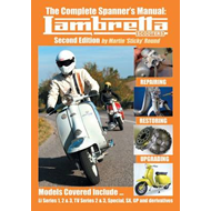 The Complete Spanner's Manual: Lambretta Scooters (BOK)