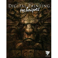 Digital Painting Techniques: Practical Techniques of Digital Art Masters: v. 2 (BOK)
