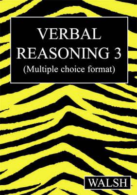 Verbal Reasoning 3 (BOK)
