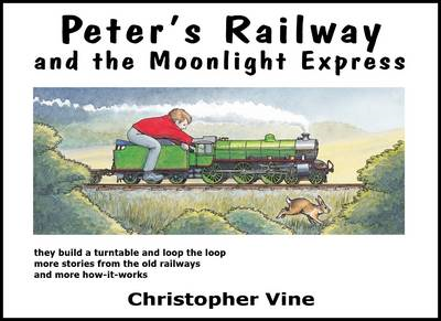 Peter's Railway and the Moonlight Express (BOK)