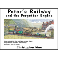 Peter's Railway and the Forgotten Engine (BOK)