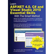 Learn ASP.NET 4.0, C# and Visual Studio 2010 Essential Skill (BOK)