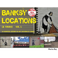 Banksy Locations (& Tours) (BOK)