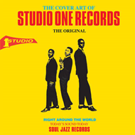 The Album Cover Art of Studio One Records (BOK)