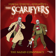 The Scarifyers: The Nazad Conspiracy (BOK)