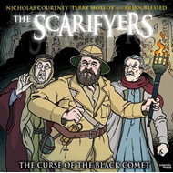 The Scarifyers: The Curse of the Black Comet (BOK)
