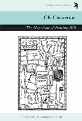 The Napoleon of Notting Hill (BOK)