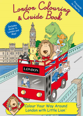 London Colouring and Guide Book (BOK)