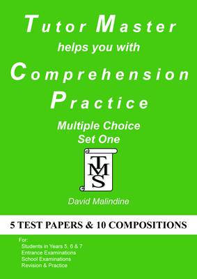 Tutor Master Helps You with Comprehension Practice (BOK)