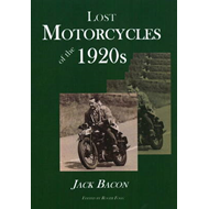Lost Motorcycles of the 1920s (BOK)