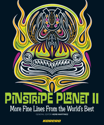 Pinstripe Planet II: More Fine Lines from the World's Best (BOK)