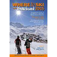 Where to Ski & Snowboard: 2015 (BOK)