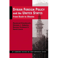 Syrian Foreign Policy and the United States: From Bush to Obama (BOK)