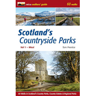 Scotland's Countryside Parks: 60 Walks in Scotland's Country Parks, Country Estates & Regional Parks (BOK)