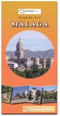 Footsteps Through the City of Malaga (BOK)