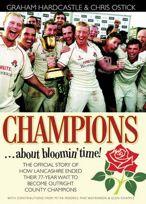 Champions: About Bloomin Time! (BOK)