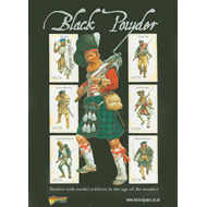 Black Powder: Battles with Model Soldiers in the Age of the Musket (BOK)