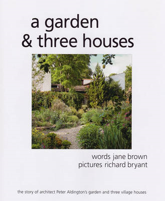 Garden and Three Houses (BOK)