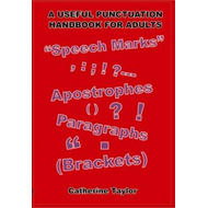 A Useful Punctuation Handbook for Adults (BOK)