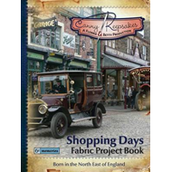Shopping Days: Fabric Project Book (BOK)