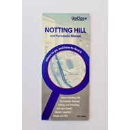 Upclose Map and Guide: Notting Hill and Portobello Market (BOK)