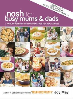 Nosh for Busy Mums and Dads (BOK)
