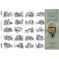 Living in History: English Homes Through Time (BOK)