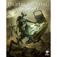 Digital Painting Techniques: Volume 4 (BOK)