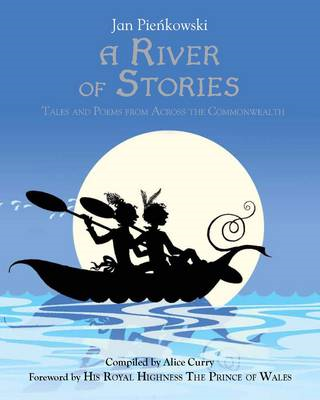 A River of Stories: Tales and Poems from Across the Commonwealth (BOK)